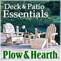 Deck and Patio Essentials